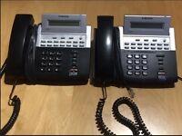 12 Office telephones
