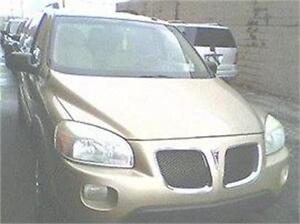 2005 PONTIAC MONTANA SV6 AUBAINE 1880$ TPS-TAXE INC 514-817-0095