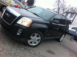 Gmc Terrain AWD Automatic 2010