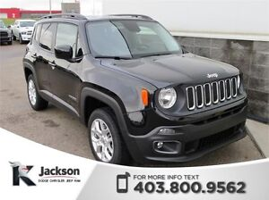 2015 Jeep Renegade North 4WD - Heated Steering Wheel & Seats