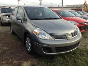 2007 Nissan Versa / NO ACCIDENT / FREE WARRANTY