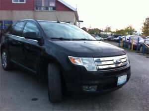 Ford Edge limited AWD Automatic 2008