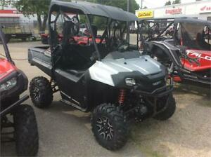2020 Honda Pioneer 700 - 2 Seater 4x4 - Great REBATES Available