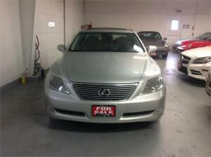 2007 Lexus LS 460 SWB loaded