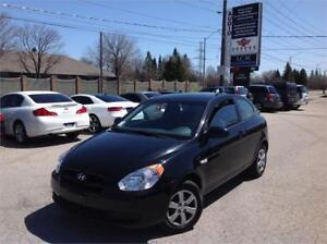 2009 Hyundai Accent Coupe 5-Speed Manual! LOW 146KMS! 4CYL!CERT!