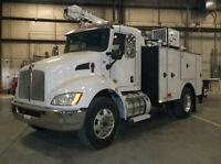 2015 Kenworth T270 mechanics service truck