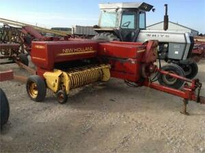 New Holland Square Baler | Find Farming Equipment, Tractors