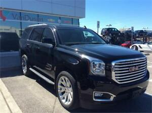 "2017 GMC YUKON SLT ""EXECUTIVE DEMO'-MSRP was $82,780"