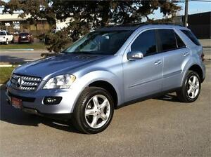 2007 MERCEDES BENZ ML320 CDI 4MATIC |NAV|BACK UP CAMERA|155000KM