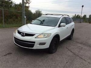 MAZDA  CX9, AWD, 7 PASSAGERS, CUIR, MAGS, CRUISE **  3699$***