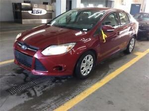 2013 Ford Focus SE''TRES PROPRE'' FINANCEMENT MAISON 39$ SEMAINE