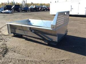 dump trailer buy or sell used or new cargo trailers in ontario kijiji classifieds. Black Bedroom Furniture Sets. Home Design Ideas