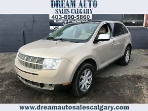 2007 LINCOLN MKX LEATHER HEATED SEATS SUNROOF!!!