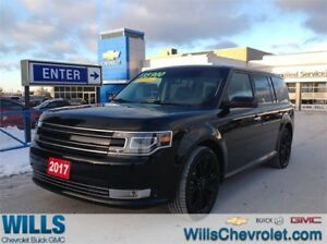 2017 Ford Flex LIMITED | LEATHER | AWD | SUNROOF | NAV