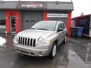 2010 JEEP COMPASS**28.14$/SEM**AUTOMATIQUE,AIR CLIMATISER,MAGS**