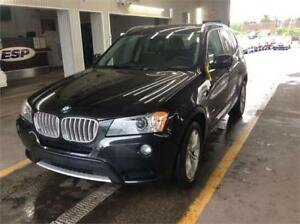 2014 BMW X3 2.0 LITER 4WD* TRES PROPRE* SUNROOF $69 SEMAINE