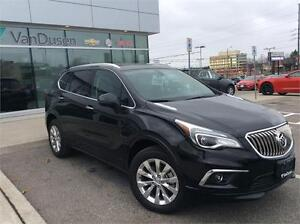 2017 BUICK ENVISION AWD ESSENCE-EXEC DEMO- MSRP WAS $47,885