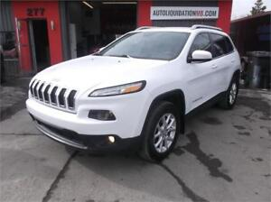 2014 JEEP CHEROKEE NORTH**58.41$/SEM**4X4(AWD),BLUETOOTH,4 CYL