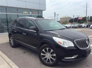 2017 BUICK ENCLAVE AWD TOURING-EXEC DEMO-MSRP WAS $58,300