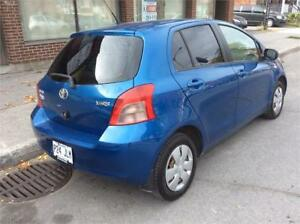 TOYOTA YARIS 2007, Air climatise, vitres electriques