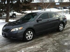 2008 TOYOTA CAMRY LE 4 CYLINDER AUTOMATIC |FUEL EFFICIENT|LOADED