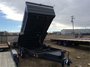 2019 Dump Trailers! Professional Grade! Built to last!