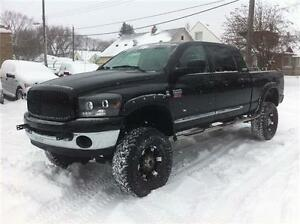 2008 Dodge Ram 2500 SXT LIFTED CUMMINS TRUCK, $23,999