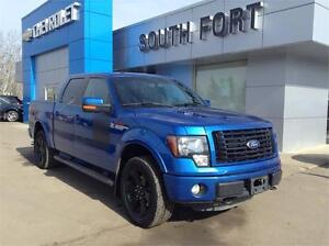 2012 Ford F-150 FX4 Appearance Luxury