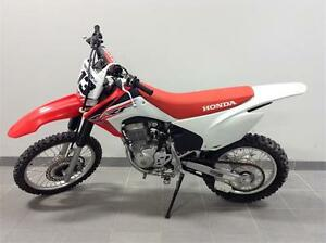 2016 HONDA CRF150F - EXCELLENT CONDITION - $3,514