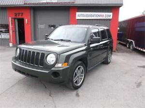 2009 JEEP PATRIOT NORTH**28.07$/SEM**4X4(AWD),TOUT ÉQUIPÉ CRUISE