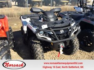 Can-Am Outlander XT 650 *REDUCED PLUS 2 YEAR WARRANTY*