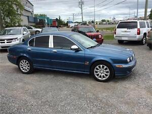 2002 Jaguar X-TYPE wow seul 124km tract.integrale