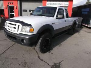 2008 FORD RANGER FX4**77.93$/SEM**4X4(AWD),OFF ROAD PACKAGE,FULL