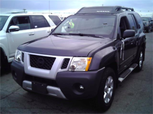 2009 Nissan Xterra SE  AWD! Black! NEW WINTER TIRES Clean Title!