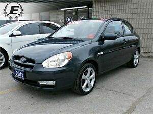 2011 HYUNDAI ACCENT SPORT | DONT PAY FOR 6 MONTHS!!!    OAC
