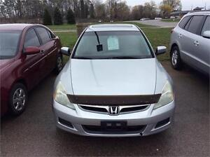 2006 Honda Accord Sedan V6 EX-L at