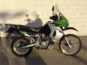 2008 KAWASAKI KL650 - EXCELLENT CONDITION - $4,299 +HST&LICENCE