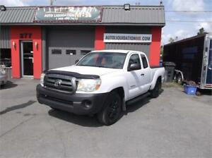 2010 TOYOTA TACOMA**84.29$/SEM**100% APPROUVER