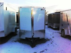 CARGO TRAILERS JENSEN EXPRESSLINE LOADED WITH EXTRA FEATURES