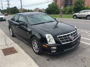 2008 Cadillac STS4, AWD