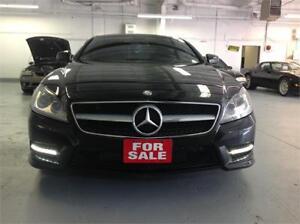 2012 Mercedes Benz CLS-Class