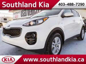 2018 Kia Sportage LX **ALL WHEEL DRIVE**