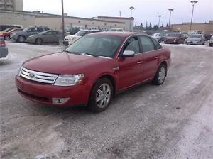 2009 Ford Taurus Limited LEATHER LOADED APPLY NOW