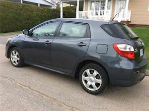 Belle Toyota Matrix 2010,A/C,grpe electric,propre,5699$ special