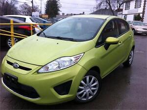 Ford Fiesta Automatique 2011