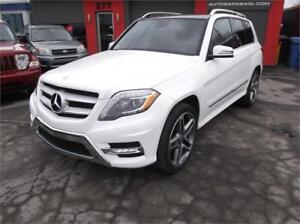 2015 MERCEDES BENZ GLK 250 BLUETEC**127.18$/SEM**NAVIGATION,CUIR