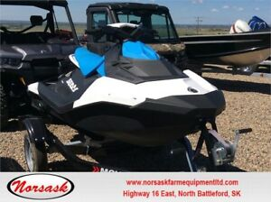 Sea-Doo Spark 2-Up 900 HO ACE IBR & CONV PKG *2 YR WARRANTY*