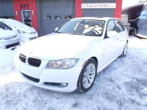 2011 BMW SERIE 3*FINANCEMENT DISPONIBLE 100% APPROUVER*BLUETOOTH