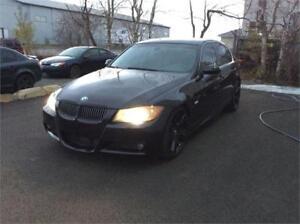 2008 BMW Série 3 335xi AUTO AVEC PADDLE SHIFT MAG 19***