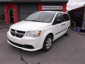 2012 DODGE CARAVAN SE****FINANCEMENT DISPONIBLE****7 PASSAGERS